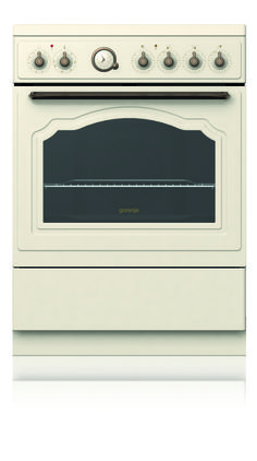 The most beautiful retro-inspired stove from Gorenje. I'm going to have it for my dream home some day soon... #Gorenje