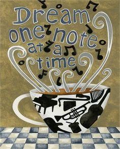 coffee dreaming ♫♪♫