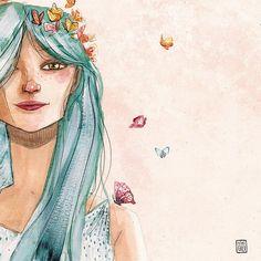 Encantadas Ilustración Esther Gili