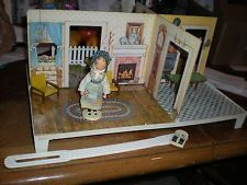 VTG Holly Hobbie 1975  Doll Play House MAGNETIC MAGIC WAND American Greetings. One of my favorite Christmas presents. Wish I still had it.