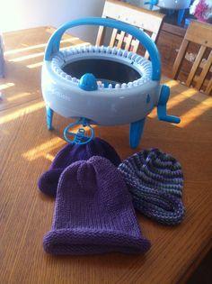 Innovation Knitting Machine Patterns : Innovations Knitting Machine- for making sock blanks Dyeing Stuff Pintere...