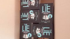 A box of lies!