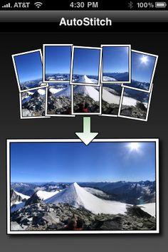 More iPhone camera tricks.