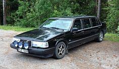 Volvo 960 limousine   Flickr - Photo Sharing!