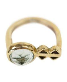 Bronze Kuka Water Ring by AESA.