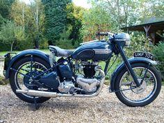 1951 triumph thunderbird - Google Search