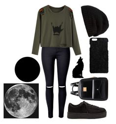"""""""Geen titel #32"""" by xroom on Polyvore featuring mode, Rick Owens en Dolce&Gabbana"""