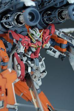 1/144 GN ARMS + EXIA サブ画像7
