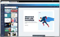 Crello es un editor de gráficos en linea perfecto para quienes no saben diseñar y quieren algo que luzca bien y profesional. Contiene 10.000 plantillas grati...