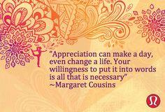 blog| the gratitude movement - blog| lululemon athletica