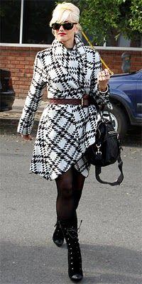 Gwen Stefani's Street Style
