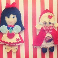 Anna Biondo: Little Dolls
