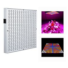 45W 225 LED Grow Light Panel Blue Red Spectrum Full Hydroponic Flower Plants *** Click image for more details.