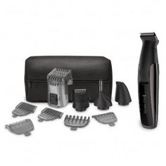 online shopping for Remington The Crafter: Beard Boss Style Detail Kit, Trimmer, Grooming Pieces) from top store. See new offer for Remington The Crafter: Beard Boss Style Detail Kit, Trimmer, Grooming Pieces) Best Electric Razor, Best Electric Shaver, Electric Razors, Beard Grooming Kits, Men's Grooming, Travel Hairstyles, Beard Trimming, Hair And Beard Styles, Beauty Supply