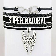 Supernatural Infinity Love Bracelet