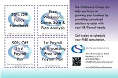 Business Inspection Coupons