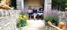 The Meningitis Now Futures Garden - Pumpkin Beth Garden Walls, Garden Buildings, Chelsea Flower Show, Hedges, Young People, 30 Years, Beautiful Gardens, Art Work, Charity