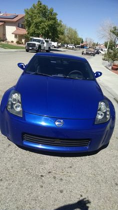 swervecurb's 2004 Nissan 350Z Enthusiast