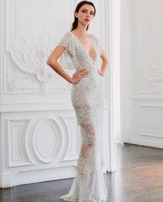 Paolo Sebastian | The Nutcracker #fashion #moda #dress #vestido #gown