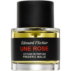 (FREDERIC MALLE - Une Rose. Barneys New York). So ladylike. My fave perfume purchase.