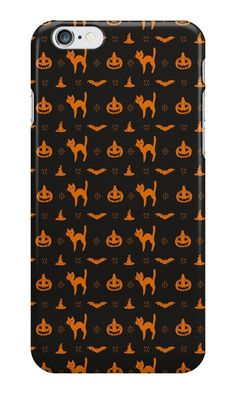 Our Cat, Pumpkin, Hat & Bat Pattern Phone Case is available online now for just £5.99.    Check out our super cute Cat, Pumpkin, Hat & Bat Pattern phone case, available for iPhone, iPod & Samsung models.    Material: Plastic, Production Method: Printed, Weight: 28g, Thickness: 12mm, Colour Sides: Clear, Compatible With: iPhone 4/4s | iPhone 5/5s/SE | iPhone 5c | iPhone 6/6s | iPhone 7 | iPod 4th/5th Generation | Galaxy S4 | Galaxy S5 | Galaxy S6 | Galaxy S6 Edge | Galaxy S7 | Galaxy S7 E