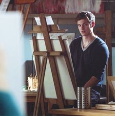 Isaac Lahey; he may not be my fav any more but he's still hott