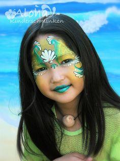 Kinderschminken Motive und Glitzertattoos für Ihre Kinderparty!