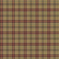 Kensington Tartan - Tan - Tartans - Fabric - Products - Ralph Lauren Home - RalphLaurenHome.com