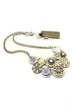 Retro Boho Necklace