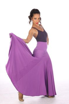 VALENCIA skirt ,Flamencita design, Professional flamenco spanish skirt ,Size S,M,L