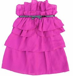 Giambattista Valli Tiered Pink Party Cocktail Dress 2, http://www.amazon.ca/dp/B00GDH5BSA/ref=cm_sw_r_pi_awdl_Ak8nwbAD2RYPX