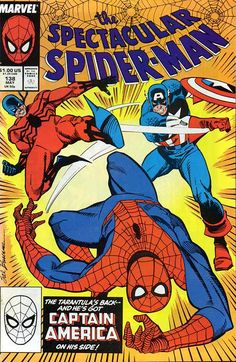 Peter Parker, The Spectacular Spider-Man # 138 by Sal Buscema