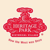 """Heritage Park, Calgary, Alberta; Discover """"How the West was Once"""" at Canada's largest living history museum. Great fun!"""
