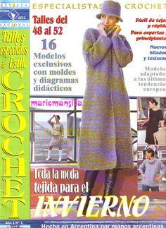 CROCHET INVIERNO 1 N°1 – Mariela Mansilla – Picasa tīmekļa albumi