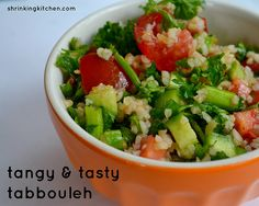 tangy & tasty tabbouleh by Heather@MamaSass, via Flickr