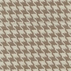 Bohemian 65 Linen Houndstooth Upholstery Fabric - SW29356 - Fabric By The Yard At Discount Prices $17