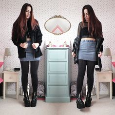 WEBSTA @ ameliabreading - New post on my blog wearing @ilovestonefox boots