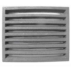 Strend Pro Rošt 280x230x14 mm, liatinový
