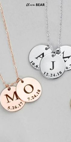 19mm x 23mm Initial Letter Pendant Necklace Charm Chain 925 Sterling Silver Yellow Gold-Plated Epoxied Heart with Arrow Initial Letter