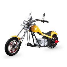 Chopper Elektroroller Coco City Scooter 1000 Watt