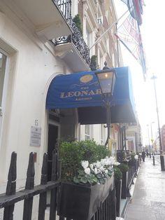 Aine's Wardrobe: Afternoon Tea At The Leonard Hotel