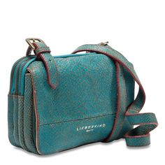 Maike turquoise snake - Bags - Liebeskind Berlin Online Shop