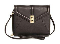 Tutilo Designer Handbags: Women's Essex Mini Tablet Crossbody Handbag