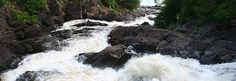 Oxtongue River - Ragged Falls Provincial Park - main photo of the park