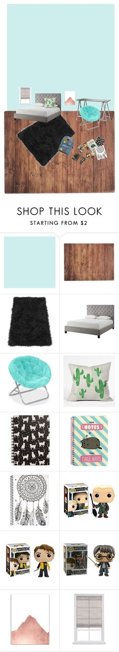 """my dream room"" by heroska on Polyvore featuring interior, interiors, interior design, dom, home decor, interior decorating, Typhoon, Tribecca Home, DENY Designs i Tri-coastal Design"