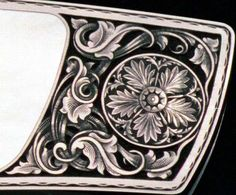 engraving scrolls knife - Google Search