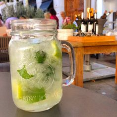Super refreshing cocktail for summer. For 4 mojitos: 20 fresh mint leaves 2ounces simp...