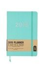 2015 A5 Daily Diary BLUE Next years work planner! Getting organised!