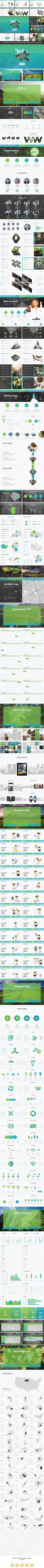 Vista Creative -  Keynote Template for Business