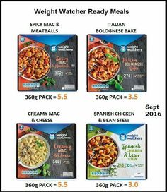 Slimming world, weight watchers meals syns Asda Slimming World, Slimming World Tips, Slimming Word, Weight Watchers Ready Meals, Spanish Chicken, Italian Meatballs, Bean Stew, Food Pictures, Spicy